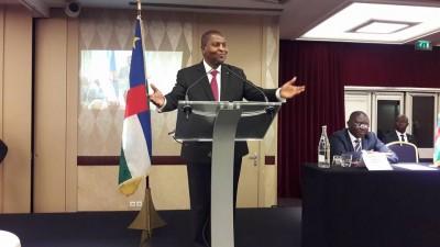 Centrafrique : Le parti de Touadéra lance une nouvelle plateforme présidentielle baptisée «Beoko» ou Cœurs Unis