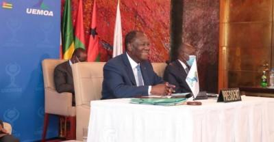 Côte d'Ivoire : Alassane Ouattara en visioconférence pour la table-ronde du New York Forum Institute