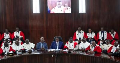 Sénégal : Le président Macky Sall chamboule la magistrature