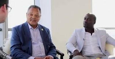 Mali : Jesse Jackson appelle à la libération de l'opposant Soumaila Cissé