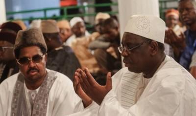 Sénégal : Célébration de l'Aïd el-Fitr dans la division, pour la première fois le président prie chez lui