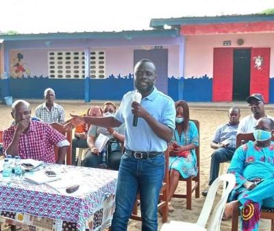Côte d'Ivoire : Présidentielle d'octobre, depuis Marcory Justin Koua : « Organisons-nous, nous allons vaincre le RHDP »