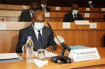 Côte d'Ivoire : Assemblée Nationale, report de la séance plénière sur la révision du...