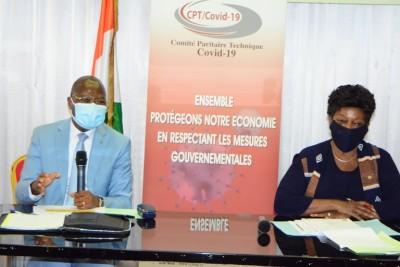 Côte d'Ivoire : Fonds de soutien au PME, les entreprises bénéficiaires doivent être à...