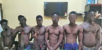 Côte d'Ivoire : Fin de cavale pour ceux qui terrorisaient Koumassi à travers des bagarres rangées à la machette