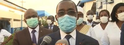 Côte d'Ivoire : COVID-19, le Gouvernement annonce le dépistage positif de 36 cas à l'...