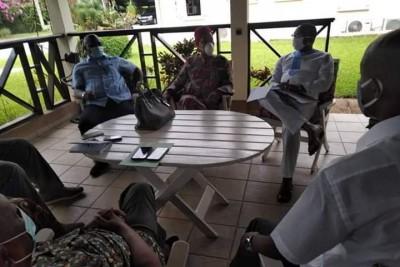 Côte d'Ivoire : Affaire « le drone », Boni Claverie solidaire à EDS après l'arrestation de son SG