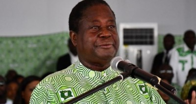 Côte d'Ivoire : Convention d'investiture, Bédié pressenti candidat du PDCI à l'élection présidentielle d'octobre 2020
