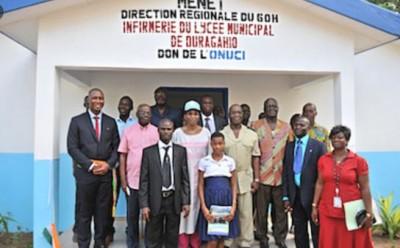 Côte d'Ivoire : Seulement un seul établissement a  fermé à Ouragahio où un cas du Covid 19  a été détecté