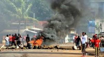 Guinée : Violences post-électorales, le Gouvernement reconnaît 30 morts à Nzérékoré et accuse l'opposition