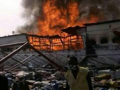 Cameroun : Au moins 2 morts et six blessés dans l'incendie de la prison de Douala