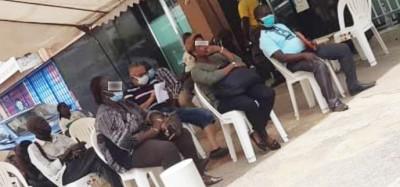 Côte d'Ivoire : 109 nouveaux cas de Coronavirus, 44  nouveaux guéris et pas nouveau d...