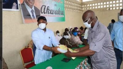 Côte d'Ivoire : RHDP, Fofana Siandou installe 180 nouveaux comités de base à Port Bou...