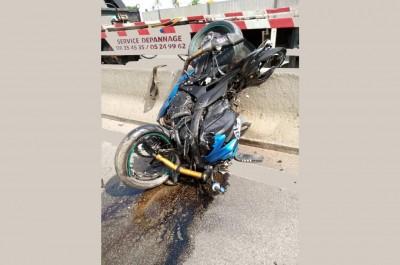 Côte d'Ivoire : Accident sur le pont HKB, deux motards grièvement blessés, un mois de mai avec 125 décès