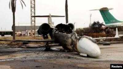 Libye : Appuyé par des turcs et des syriens, le GNA annonce la reprise de l' aéroport de Tripoli