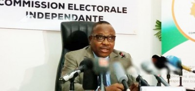 Côte d'Ivoire : Processus d'enrôlement sur la liste électorale, la CEI annonce 10848...