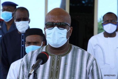 Burkina Faso : La présidence dément avoir mandaté un cabinet américain pour la préparation de l'après coronavirus