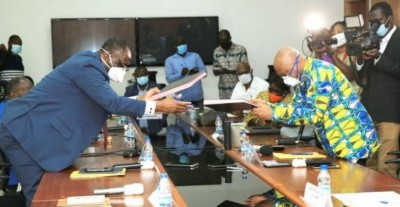 Côte d'Ivoire : FPI, Affi ne se reconnait pas dans la Plateforme CNPC signée par Guikahué et Assoa Adou