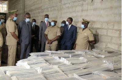 Côte d'Ivoire : Lutte contre le trafic de Drogue, bientôt l'extension de la vidéo sur...
