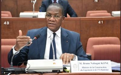 Côte d'Ivoire : Bruno Koné annonce la délivrance des ACD entre trois et six mois maxi...