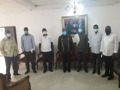 Côte d'Ivoire : Pour Ouégnin devant le NDI, les élections risquent d'être source de c...