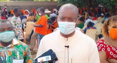Côte d'Ivoire : Sakassou, nouvelle altercation au siège du RHDP,  Sidi Touré: « souvent on peut avoir quelques points d'incompréhension »