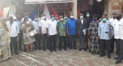 Côte d'Ivoire : Ouégnin salue l'accord cadre PDCI et Parti de Gbagbo, « c'est le frui...