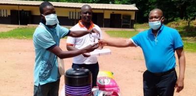 Côte d'Ivoire : Bouaké, pour lutter contre la Covid-19 au village, voici le moyen indiqué par un expert