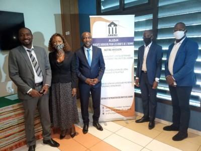 Côte d'Ivoire : Défense des droits de l'homme, des Avocats et juristes créent une association spécialisée dans l'accès à la justice et s'engagent à défendre gratuitement les personnes démunies