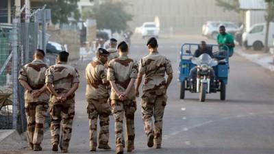 Tchad : Deux soldats français blessés par des tirs tchadiens près du palais président...