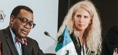 Afrique :  BAD, réaction d'Adesina après la démission de la vice-présidente Jennifer Blanke