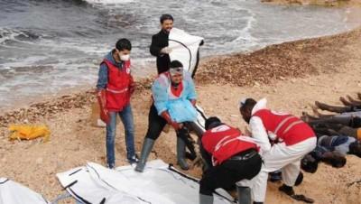 Tunisie : 52 corps de migrants en route pour l'Italie retrouvés en pleine mer