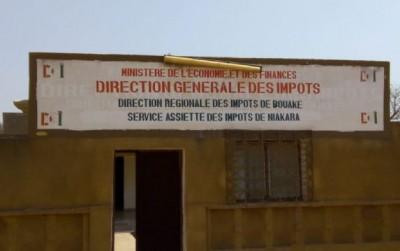 Côte d'Ivoire : Fraude fiscale, une entreprise d'importation  épinglée à Bouaké en pleine crise de la Covid-19