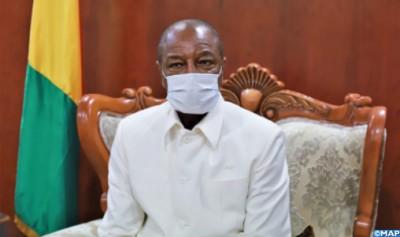 Guinée : Covid-19, les statistiques « encourageantes », Alpha Condé annonce de grandes décisions