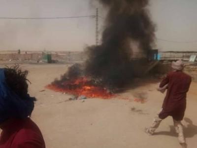 Algérie : Violents heurts à la frontière malienne, 1 mort et 03 blessés