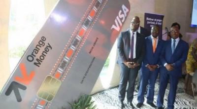 Covid-19 : Orange Côte d'Ivoire s'engage aux côtés du Gouvernement pour la distribution des Fonds d'Appui aux Acteurs du Secteur Informel