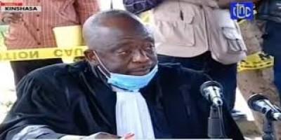 RDC : Mort du juge Raphaël Yanyi, le vice-Premier ministre révèle qu'il a reçu des coups à la tête