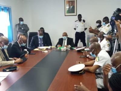 Côte d'Ivoire : Affaire DGAMP, victoire pour Legré, Tano, viré, boude la passation de charge avec son remplaçant