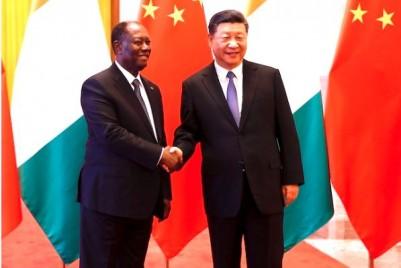 Côte d'Ivoire-Chine : Pékin  va annuler les prêts sans intérêt accordés aux pays africains