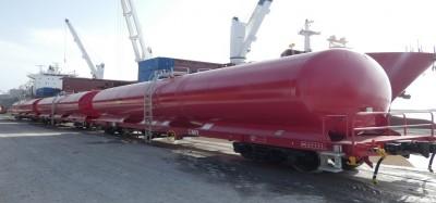 Cameroun : Camrail (Bolloré) acquiert 42 nouveaux wagons citernes pour améliorer les capacités du transport ferroviaire