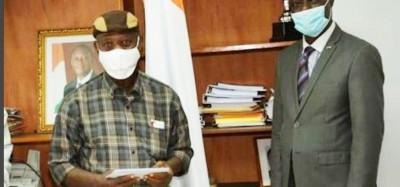 Côte d'Ivoire : Soutien présidentiel de 300 000 Fcfa par mois aux anciennes gloires, Gnaoré Bernard coopté