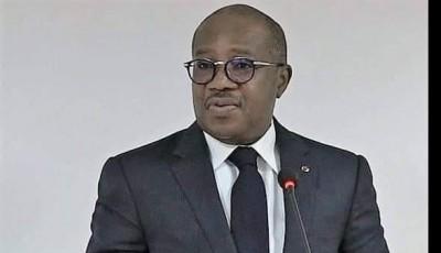 Côte d'Ivoire : Frais illégaux perçus lors de l'établissement du certificat de nationalité et du casier judiciaire, Sansan Kambilé met en garde
