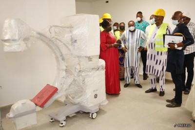 Burkina Faso : Le centre de traitement des maladies cancéreuses bientôt opérationnel