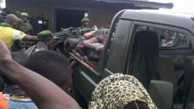 RDC : Neuf civils, otages des rebelles des ADF et deux soldats tués dans l'est