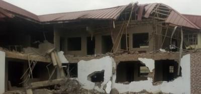 Ghana-Nigeria :  Dégâts après un conflit foncier au Ghana, Abuja invoque le droit, le trône Osu contrattaque, Accra temporise