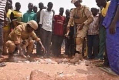 Burkina Faso : 3 morts, 2 suspects interpellés et 2 bases terroristes démantelées lors d'opérations militaires