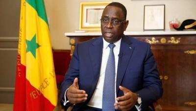 Sénégal : Coronavirus, Macky Sall prédit la récession économique de son pays