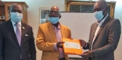 Côte d'Ivoire : Election à la présidence de la FIF, le candidat Sory Diabaté entame sa tournée auprès des clubs
