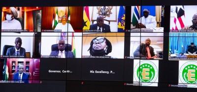 UMOA :  Devenir de l'ECO, appel à un sommet de la CEDEAO pour aplanir des divergences