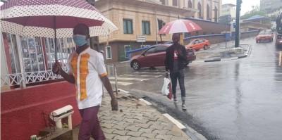 Côte d'Ivoire : Fin de semaine pluvieuse avec 5088 cas actifs du Coronavirus et 4 nouveaux décès sans détails désormais